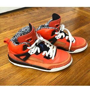 Jordan Spikize Retro Orange Size 6.5